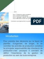 La Gestion Portuaire Le Fonctionnement de La Chaine Logistique Portuaire