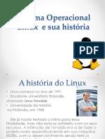 Sistema Operacional Linux e Sua História (1)