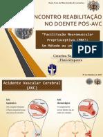 IV Encontro Reabilitação No Doente Pós-AVC