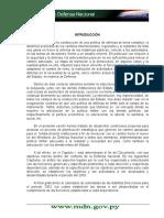 Paraguay Plan Global