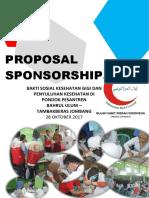Proposal Sponsorship (Belum Edit Desain Kaos Dan Banner)