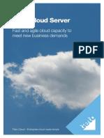 Tieto Cloud Server White Paper April 2015