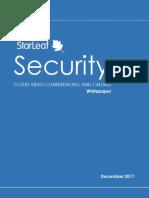 StarLeaf Security Whitepaper