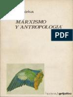 Antroopologia marxista