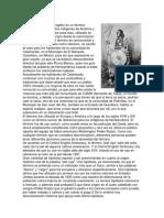 Los Pieles Rojas, Olmecas Tarascos Guaranies Patagones Araucanos