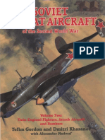 Soviet Combat Aircraft of the Second World War - Vol.2 - Twin-Engined Fighters, Attack Aircraft and Bombers