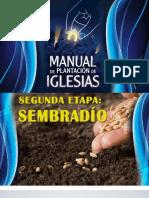 Etapa Plantío