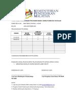 Pelaporan Pelaksanaan Program Ziarah Cakna SMK ABDUL RAHIM 2