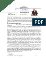 Dr Seyed Mohammad Hassan Hosseini CV