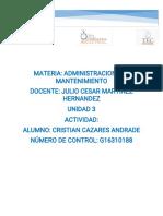 Cazares Andrade Cristian.act1 u3