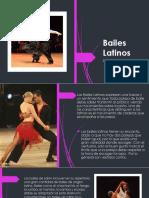 Zoraida Ceballos - Bailes Latinos