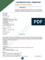 Matemática e Raciocínio Lógico - Daniea Arboite (BANRISUL - FCC - 2018)