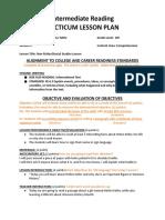 non-fiction lesson plan  1