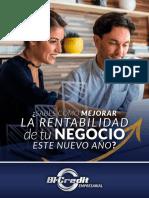 ¿Sabes Cómo Mejorar La Rentabilidad de Tu Negocio Este Nuevo Año_ - eBook
