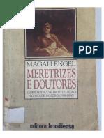 Meretrizes e Doutores Magali Engel