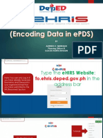 EPDS-EHRIS-presentation by Alfredo c Medrano (Latest With Animation)