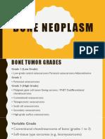 Bone Tumors Staging