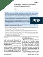 Ethyl Pyruvate Pretreatment Attenuates