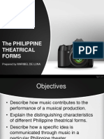 The Phil Theatrical Forms