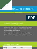 Estruturas de Control