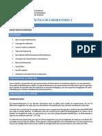 Manual 2019 Lab 2