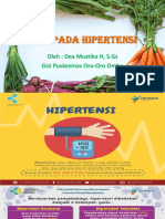 Prolanis Diet Pada Hipertensi