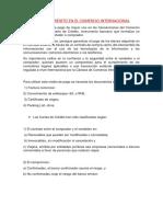 Carta de Crédito en El Comercio Internacional