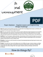 March 8th PD - Inquiry and Engineering Design Activity