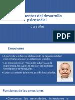 2.4 Desarrollo Social 0-3