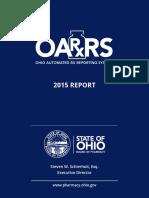 2015 Oarrs Report