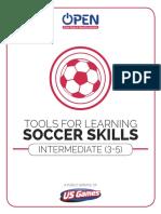 SoccerSkills FullModule