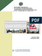 Rencana Umum Keselamatan Transportasi Darat