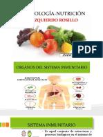 INMUNOLOGÍA-NUTRICIÓN