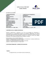 Silabos Ofimática - Módulo 01 - Computación 18 Meses - Steve Jobs