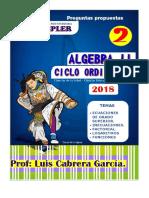 Modulo Algebraa II