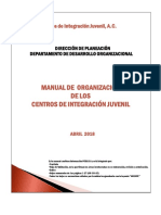 CIJ Manual de Organización