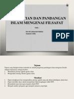pandangan islam mengenai filsafat