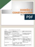 Diseño y Construccion Relleno Sanitario