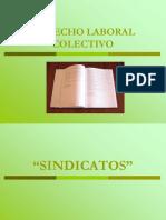 Derecho Laboral Colectivo Modificado