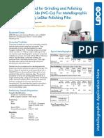 GPX_LESTAR_POLISHING_FILM_CEMENTED_CARBIDE_203-821-375.PDF