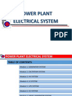 TOC Electrical System