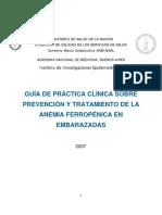 Guía de Práctica Gpembarazadas Anemia Post Consenso Final