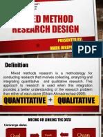 Research Report-Mark Joseph Cometa