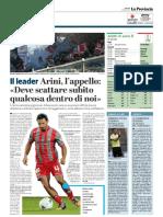 La Provincia Di Cremona 08-03-2019 - Il Leader