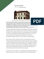 Revolta de Filipe Dos Santos