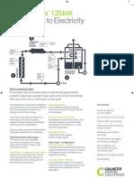 Clean Cycle Datasheet