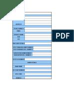 Data Sheet Orissa