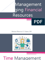 TIME, RESOURCES, FINANCIAL MANAGEMENT.pptx