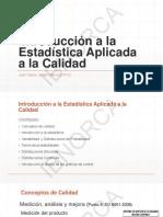 PRESENTACION Introducción a la Estadística Aplicada a la Calidad.pdpf.pdf