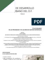 Exposicion Legislacion Titulo II- Tomo V